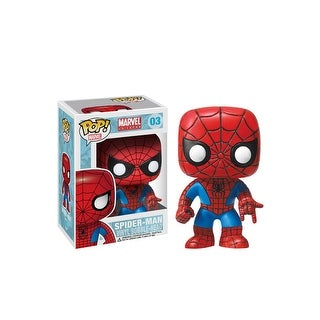 Funko POP Spiderman Vinyl Bobble-Head Figure - Multi