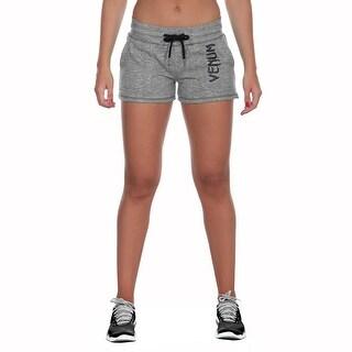 Venum Women's Classic Drawstring Active Shorts - Gray
