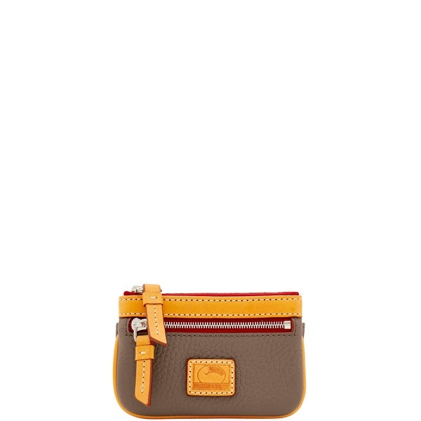 Dooney & Bourke Patterson Leather Small Coin Case (Introduced by Dooney & Bourke at $58 in Oct 2017)