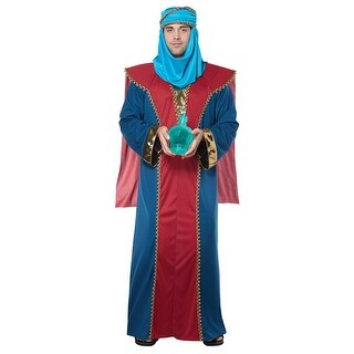 Mens Wise Man Balthasar Biblical Magi Costume