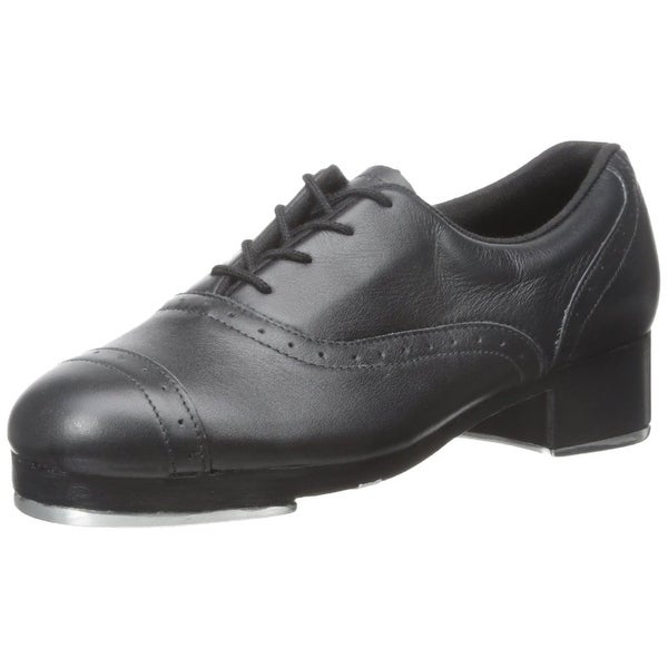 Bloch Dance Womens Jason Samuels Smith Shoe, Black, 9.5M