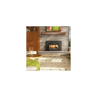 Napoleon EPI3T 55,000 BTU Natural Vent Wood Burning Fireplace Insert with EPA Clean Burning Certification and 300 Square Inch