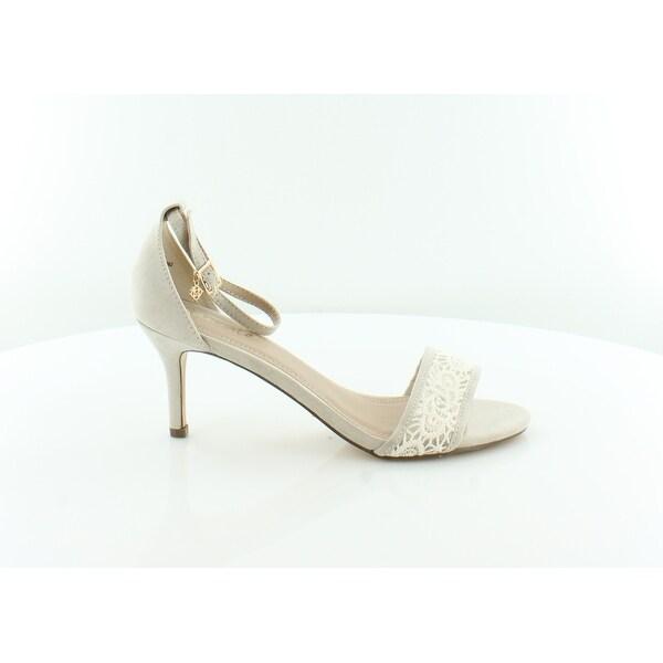 Nanette Lepore Beauty Women's Sandals & Flip Flops Ivory