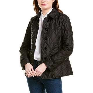 Link to Burberry Diamond Quilted Thermoregulated Jacket Similar Items in Jackets