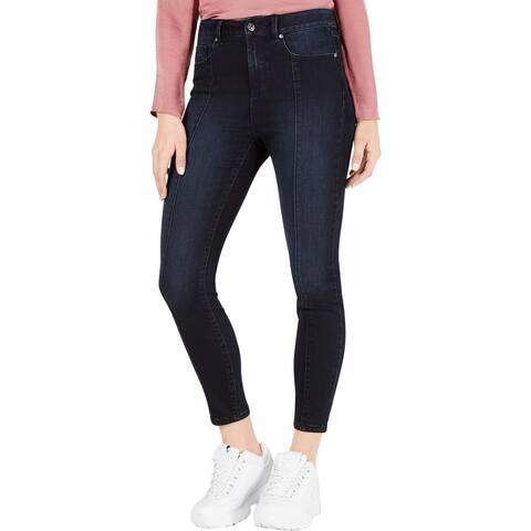 Rewash Womens Juniors Skinny Jeans Denim High Rise