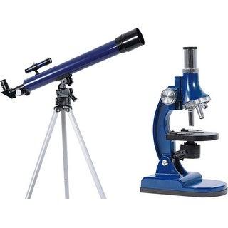Celestron Science Kit Telescope and Microscope Kit