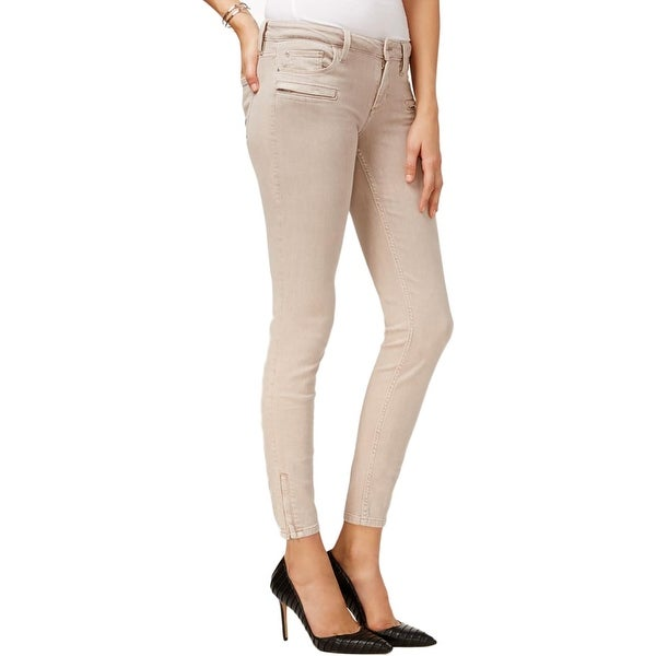 Shop Guess Womens Skinny Jeans Colored Signature - Free Shipping On Orders  Over  45 - Overstock.com - 18387413 8ed251c04512d