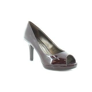Bandolino Supermodel Women's Heels Wine
