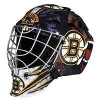 Boston Bruins Full Size Youth Goalie Hockey Mask