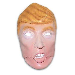 Billionaire Tycoon 2 Piece Moving Face Mask - Beige