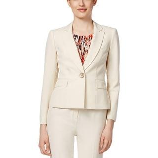 Kasper Womens Jacket Long Sleeve One-Button