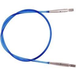 "Blue - Interchangeable Cords 11"" (20"" w/tips)"
