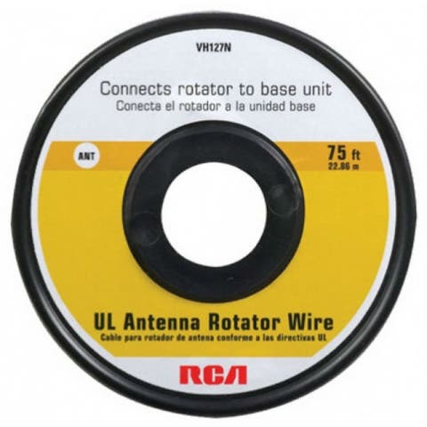 RCA VH127N Antenna Rotator Wire, 75'