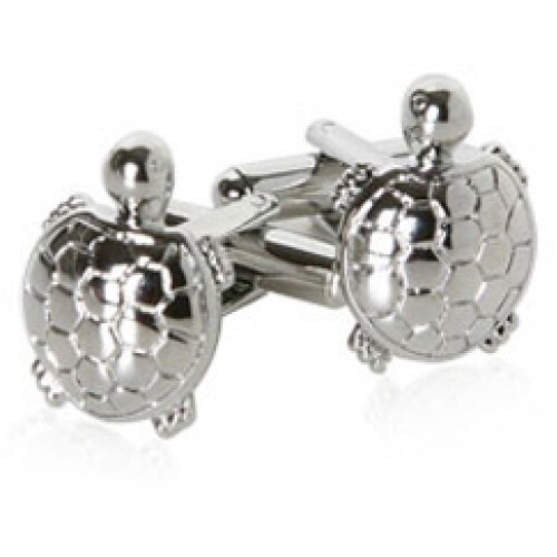 Turtle Marine Animal Ocean Sea Order Creation Patience Strength Cufflinks