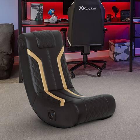X Rocker Lux 2.0 Bluetooth Foldable Floor Rocker