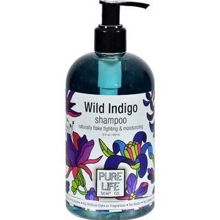 Pure Life - Wild Indigo Shampoo ( 2 - 15 FZ)