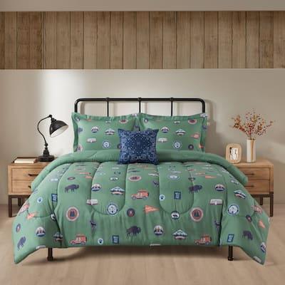 Country Living Field Adventure Comforter Set