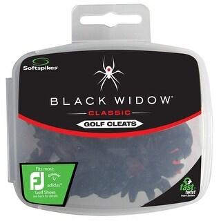Softspikes Black Widow Classic Cleat- Fast Twist Kit