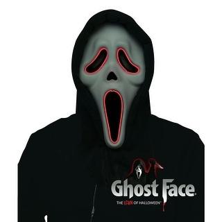Adult Scream Illumo Ghostface Costume Mask - Standard - One Size