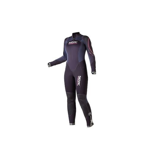 Seac Wetsuit WARMFLEX PLUS LADY 5 MM.