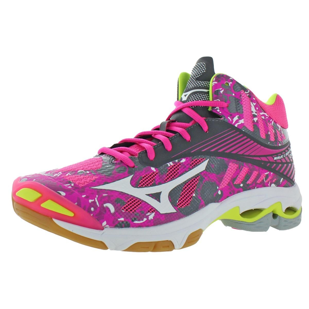 mizuno wave lightning z4 womens volleyball shoes vallejo specs