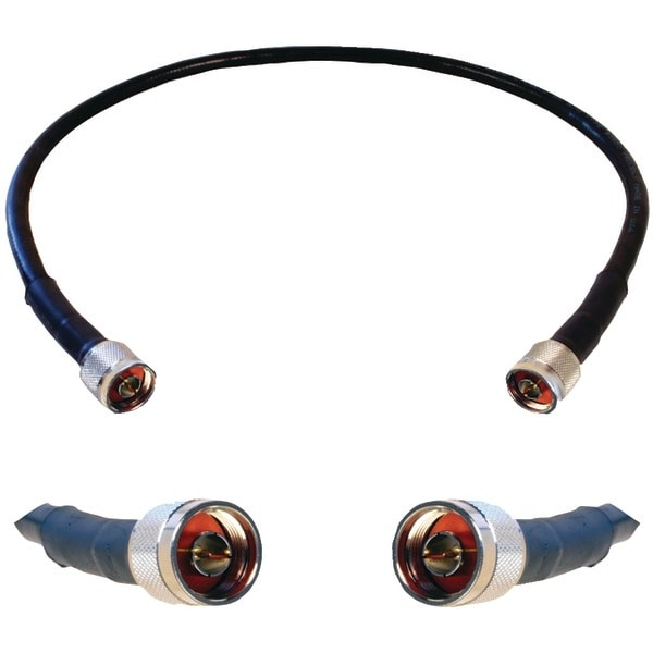 Wilson Electronics 952302 Ultralow-Loss Coaxial Cable (2Ft)