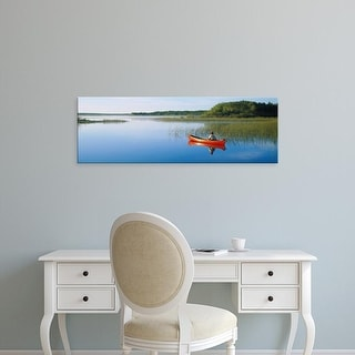 Easy Art Prints Panoramic Images's 'Sports Canada' Premium Canvas Art