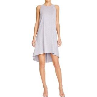Theory Womens Casual Dress Linen Sleeveless