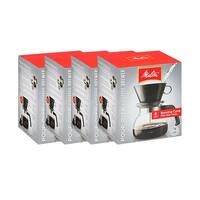 Melitta 640446 2 To 6 Cup Manual Coffee Maker (4-Pack) 6 - Cup Pour Over Coffeemaker