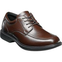 Nunn Bush Men's Bourbon Street Brown Smooth Leather