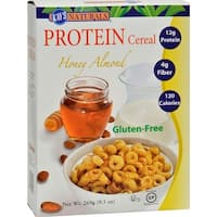 Kay's Naturals - High Protien Honey Almond Gluten Free Cereal ( 6 - 9.5 OZ)