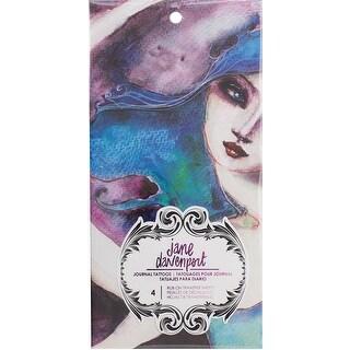 - Jane Davenport Mixed Media 2 Journal Tattoo Book