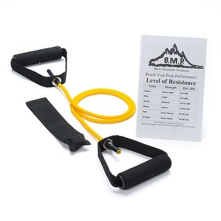 Black Mountain Products Single Stackable Resistance Band (More options available)