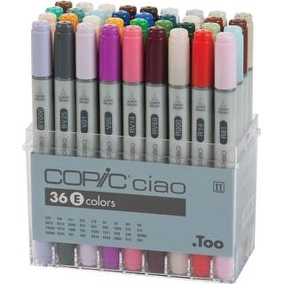 Copic Ciao Markers 36pc Set-Set E