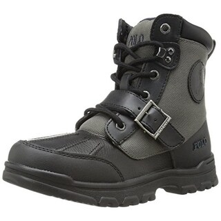 Polo Ralph Lauren Boys Colbey Leather Boots