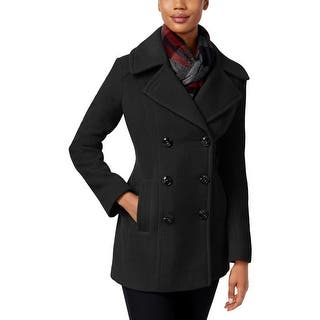 London Fog Womens Petites Pea Coat Double-Breasted Lined - pxs|https://ak1.ostkcdn.com/images/products/is/images/direct/42ade76833590dfc3fca885f87fec1c8f671c8d8/London-Fog-Womens-Petites-Pea-Coat-Double-Breasted-Lined.jpg?impolicy=medium