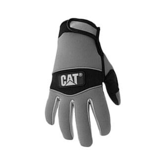 Cat CAT012213L Men's Neoprene Mechanics Style Glove, Large