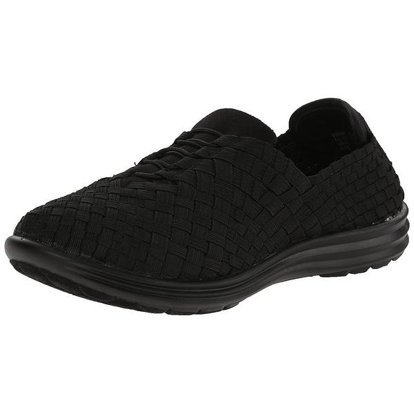 STEVEN by Steve Madden Womens Vinny Low Top Bungee Walking Shoes