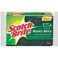 Scotch-Brite HD-3 Heavy Duty Scrub Sponge