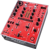FIRST AUDIO MANUFACTURING DJM303REDEDITION Twin USB DJ Mixer - Red