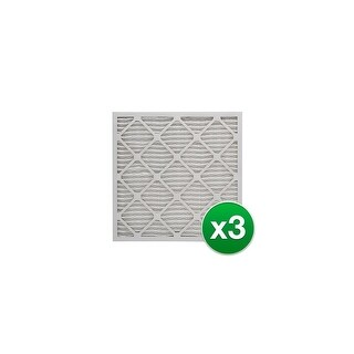 Replacement For Honeywell FC200E1003 16x20x4 MERV 13 HVAC Air Filter (3 Pack)