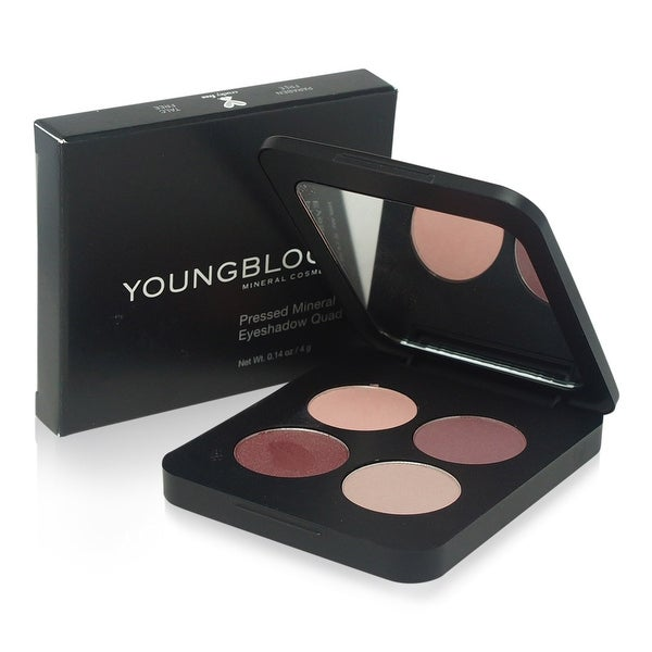 Youngblood Pressed Mineral Eye Shadow Vintage 0.14 Oz
