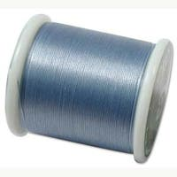 Japanese Nylon Beading K.O. Thread for Delica Beads - Light Blue 50 Meters