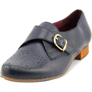 Latigo Folktale Apron Toe Leather Loafer