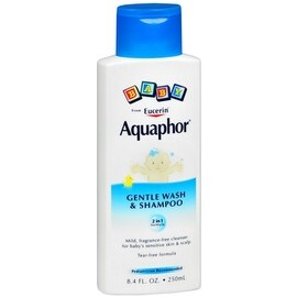 Aquaphor Baby Gentle Wash and Shampoo 8.40 oz