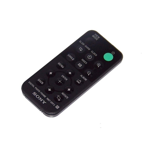 NEW OEM Sony Remote Control Originally Shipped With DPFD72N, DPF-D72N