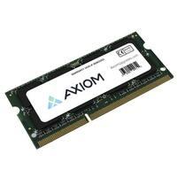 Axion PA5037U-1M8G-AX Axiom PC3-12800 SODIMM 1600MHz 8GB Module - 8 GB - DDR3 SDRAM - 1600 MHz DDR3-1600/PC3-12800 - SoDIMM