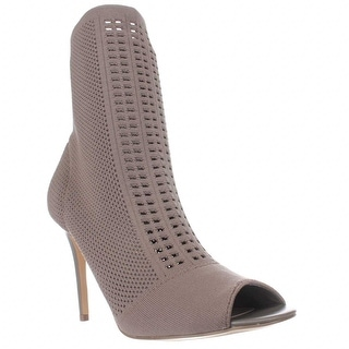 Charles by Charles David Rebellious Stretch Pull On Ankle Boots - Taupe
