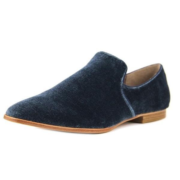 40b5289ea23 Shop Steven Steve Madden Adrianna Blue Loafers - Free Shipping On ...