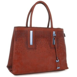 Mad Style Terra Cotta Doone Tote